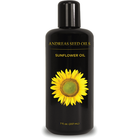 Sunflower Seed Oil  (Cold Pressed, Organic)