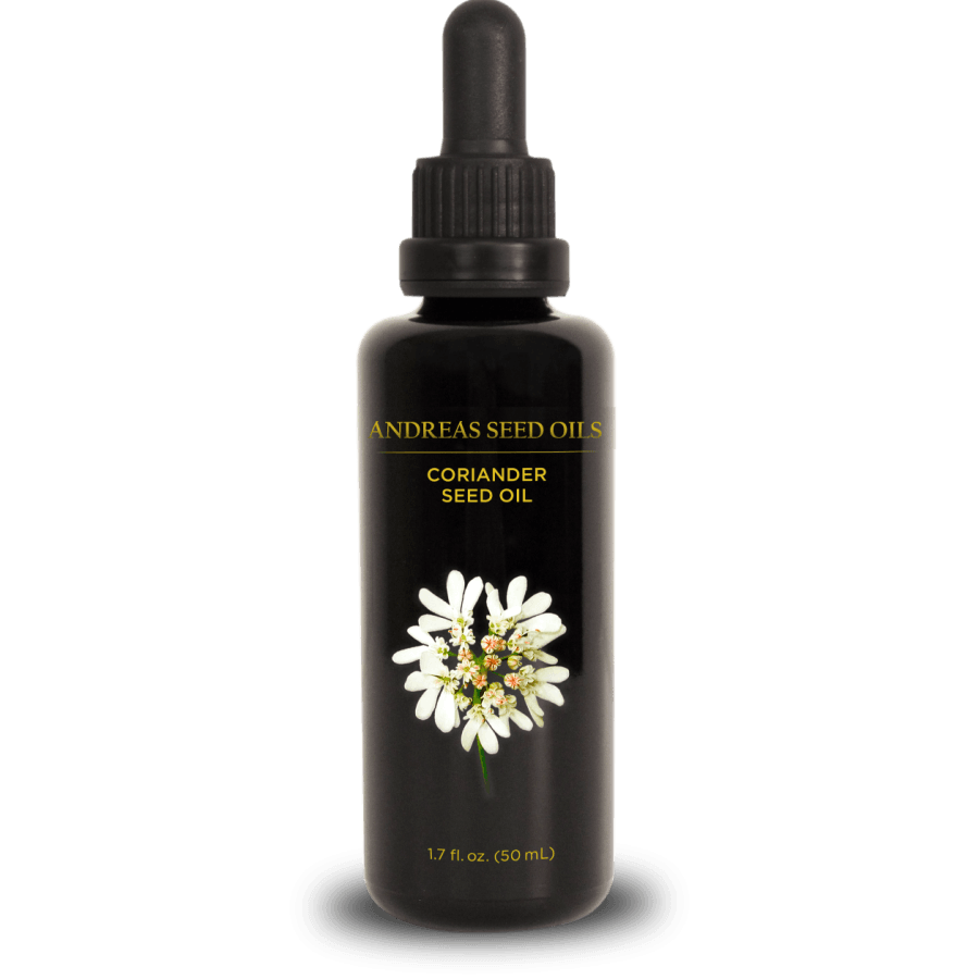 Coriander Seed Oil (Cold Pressed, Organic)
