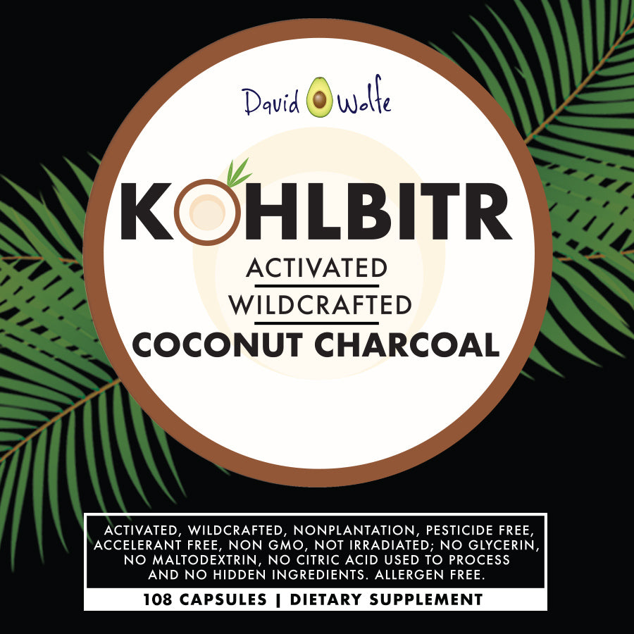 Activated Charcoal – Kohlbitr