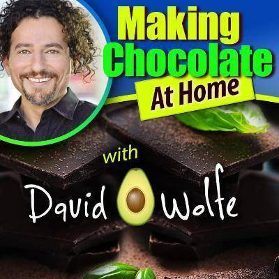 Making Chocolate At Home With David Avocado Wolfe