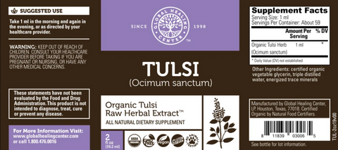 Image of Tulsi-HolyBasil Liquid
