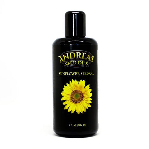 Image of Sunflower Seed Oil  (Cold Pressed, Organic)