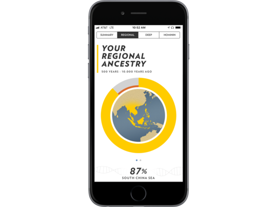 Learn the migration paths of your ancient ancestors.
