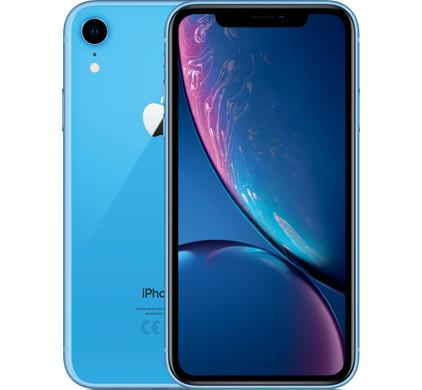 iPhone XR Dual Sim With FaceTime 64GB -Blue