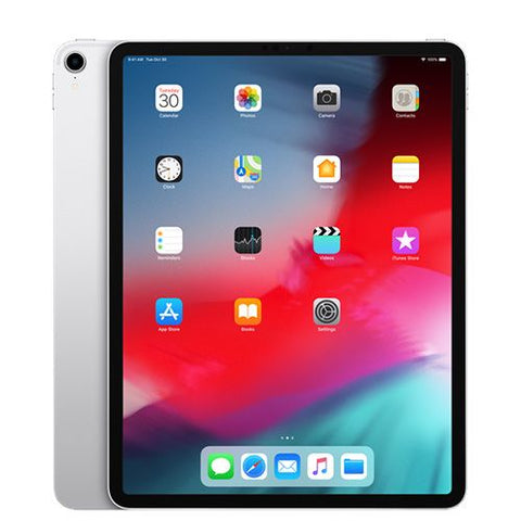 "iPad Pro 11"" With FaceTime 256GB 4G ,Silver"