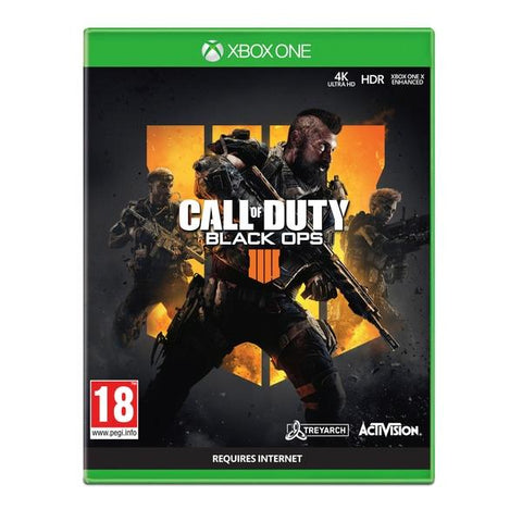 XBOX ONE Game Call of Duty Black OPS