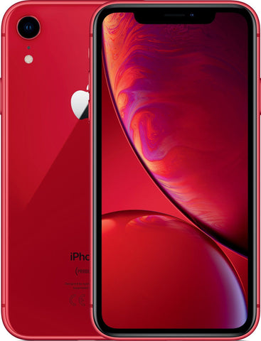 iPhone XR Dual Sim With FaceTime 64GB -Red
