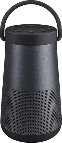 Bose SoundLink Revolve Plus Portable Bluetooth  Speaker -  Black, Stereo Channel