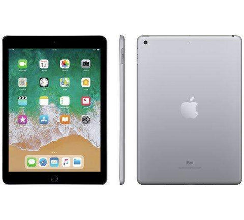 IPad 6th Gen 9.7 Inch Wi-Fi 32GB(2018)-Grey