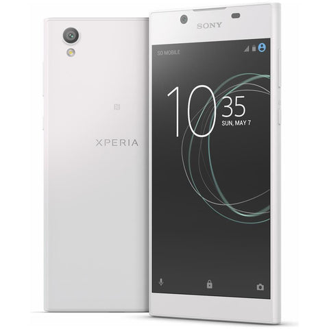 Sony Xperia L1 4G LTE with 16GB -White