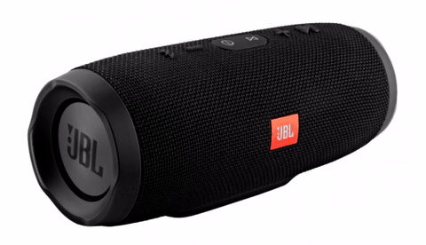 JBL Charge 3 Waterproof portable Bluetooth speaker, Black