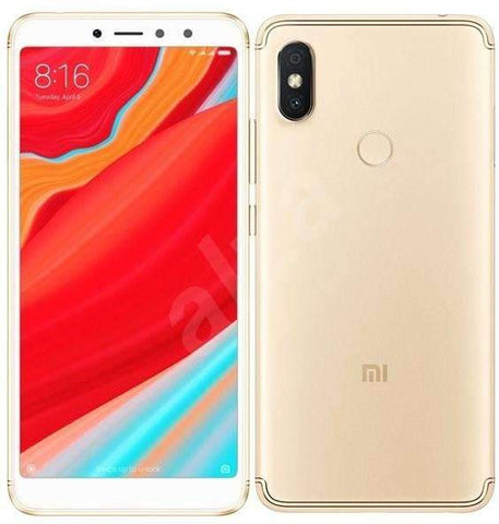 Xiaomi Redmi S2 Dual Sim - 64GB, 4GB RAM, 4G LTE, Gold-1 Year Damage Protection Warranty
