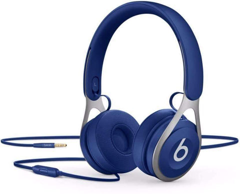 Beats EP On Wired Headphones - Blue