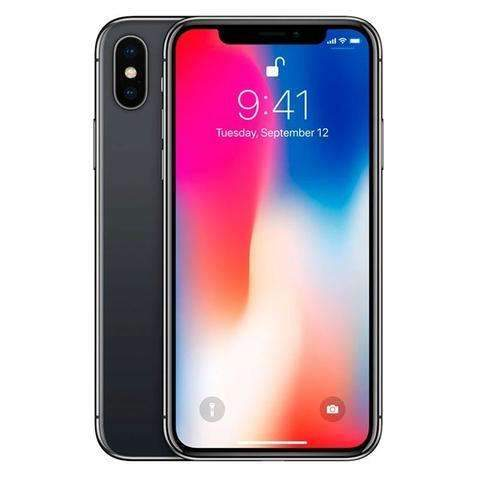 iPhone X 256GB With FaceTime 4G LTE- Gray