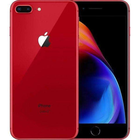 iPhone 8 Plus With FaceTime 256 GB 4G LTE - Red