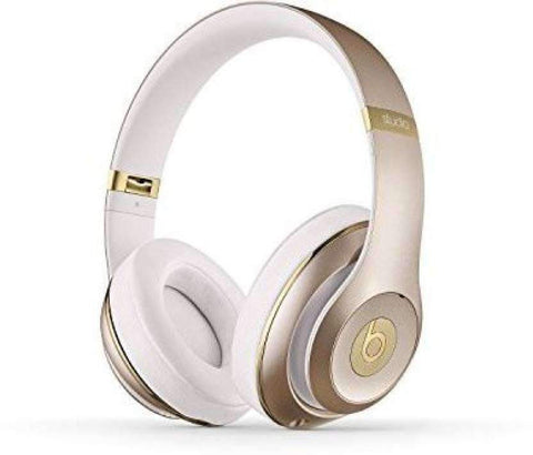 Beats Studio 2.0 Wi Over-Ear Headphone - Champagne Headphone  (Gold, Over the Ear)