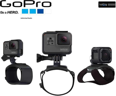 GoPro Hand+ Wrist Strap Body Mount  Black