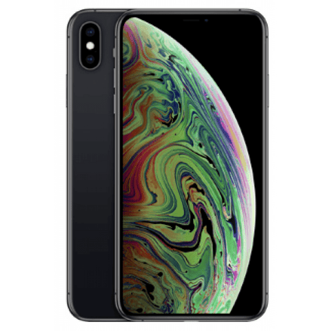 iPhone Xs Max  Dual Sim With FaceTime 512GB 4G LTE, Grey