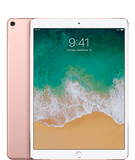 IPAD PRO 10.5 With FaceTime 256GB WIFI -Rose Gold