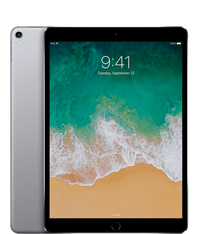 "iPad Pro 12.9""  With FaceTime 64GB 4G LTE (2017) - Grey"