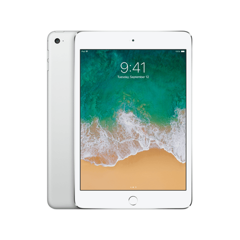 iPad Mini 4 128GB With FaceTime 4G LTE -Silver
