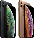 iPhone Xs Max  With FaceTime 64GB 4G LTE, Silver