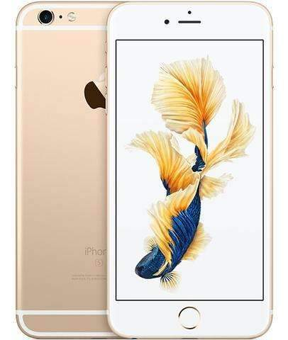 iPhone 6s Plus With FaceTime 128GB 4G/LTE - Gold