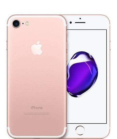 iPhone 7 With Face Time 32GB  4G, LTE -Rose Gold