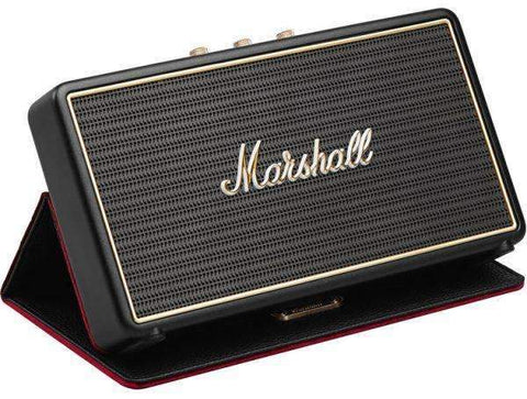 Stockwell Portable Bluetooth Speaker by Marshall, Black