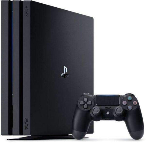 Sony PlayStation 4 Pro - 1TB, 1 Controller Black