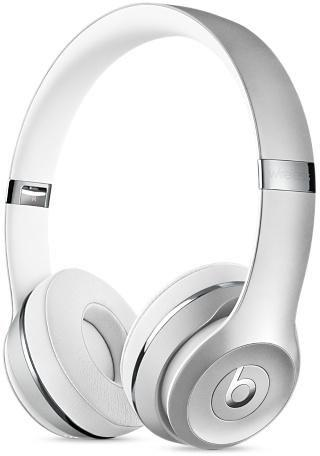 Beats Solo3 Wireless On-Ear Headphone - Silver