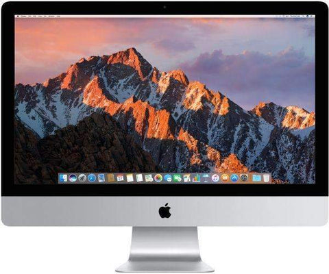 Apple iMac MNE02 Desktop With FaceTime - Intel Core i5, 21.5-Inch,1TB 8GB Silver