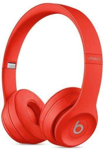 Beats Solo3 Wireless On-Ear Headphone - Red