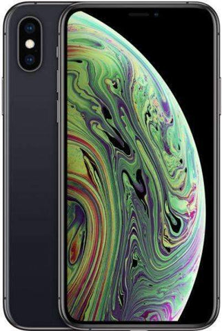 iPhone Xs With FaceTime 256GB 4G LTE, Grey