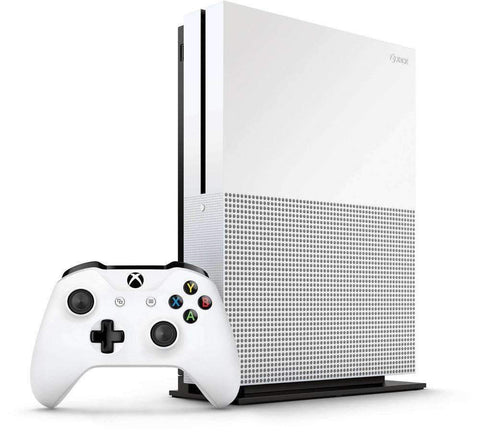 Microsoft Xbox One S 500GB Console-White