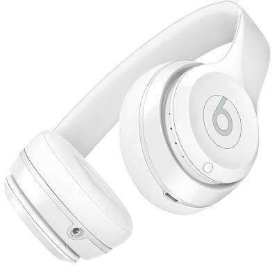 Beats Solo3 Wireless On-Ear Headphone - Gloss White