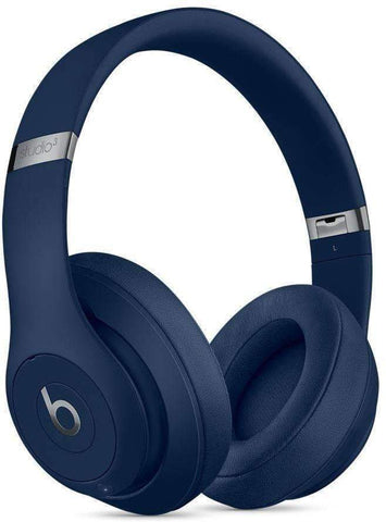 Beats Studio 3 Wireless Over Ear Headphones - Blue