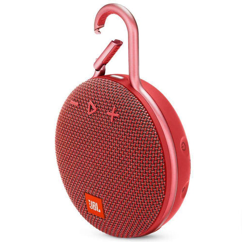 JBL  Clip 3 Portable Bluetooth Speaker -Red
