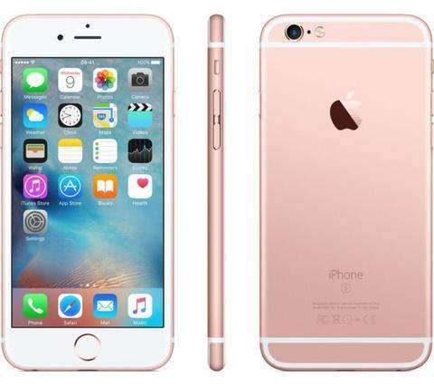 iPhone 6s  With Face Time 64 Gb 4G/LTE -Rose Gold