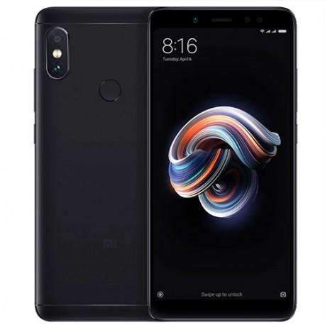 Xiaomi Redmi Note 5 Dual Sim 64GB 4G LTE, Black-1 Year Damage Protection Warranty