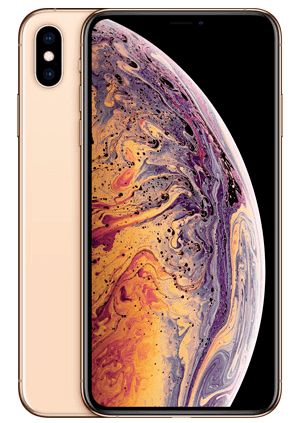 iPhone Xs Max  Dual Sim With FaceTime 512GB 4G LTE, Gold