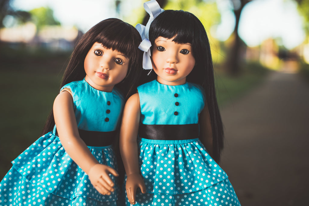 Multi-Ethnic Dolls