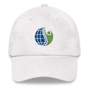 Field Cap - White