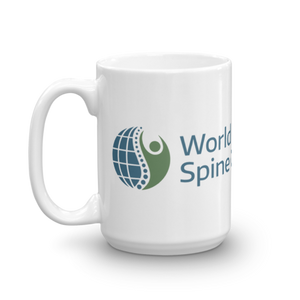 World Spine Care Mug