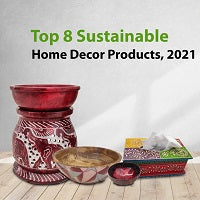 Top 8 sustainable home decor swaps