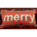 Sparkly Christmas cushion covers