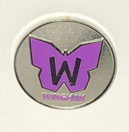 Wingman Lapel Pin