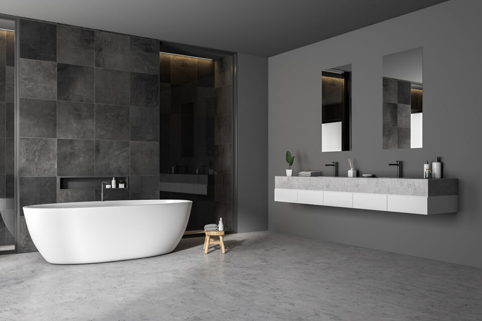Evos | Bathroom, vanities, showers, bathtubs liquidation