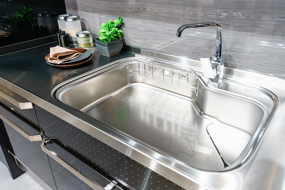 Evos | Kitchen Sinks | Éviers de cuisine