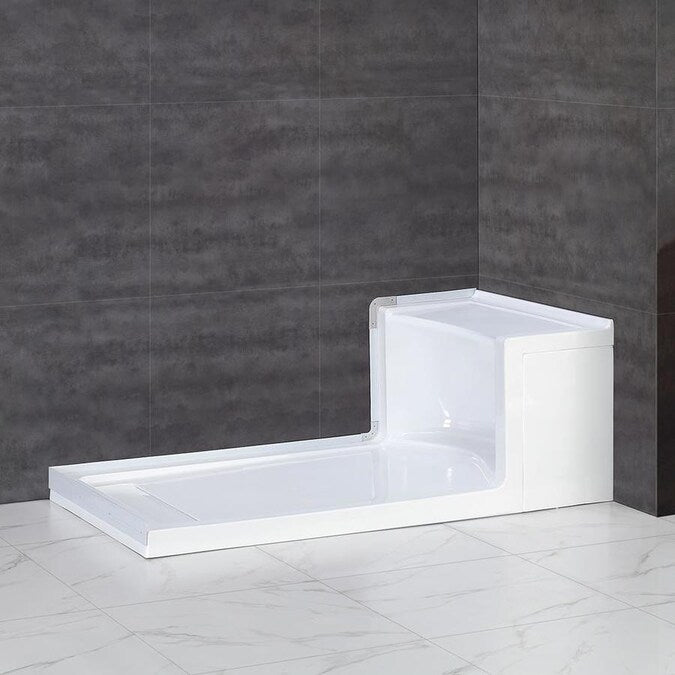 Monterey Shower Base 60x32 - OVERSTOCK SPECIAL